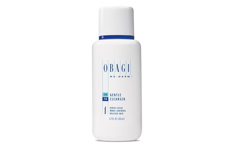 Obagi Nu Derm Gentle Cleanser Pellis Co